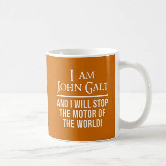 I Am John Galt Coffee Mug
