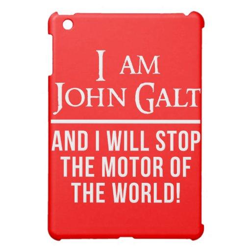 I Am John Galt Cover For The iPad Mini