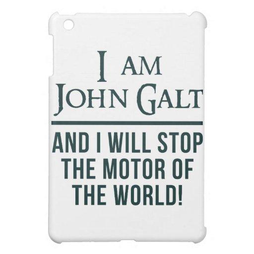 I Am John Galt iPad Mini Cases