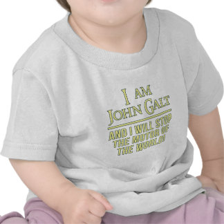 I Am John Galt T Shirt