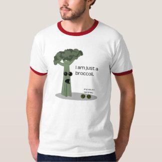 I am just a broccoli T-Shirt