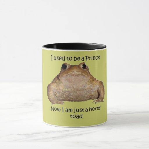 I Am Just A Horny Toad Mug