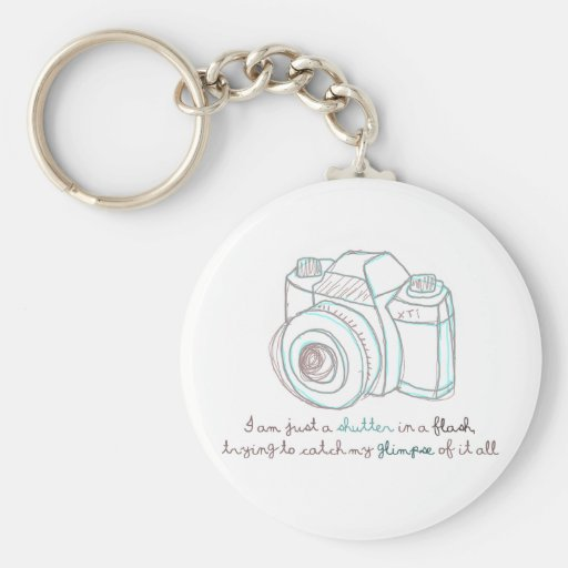 i am just a shutter in a flash keychain
