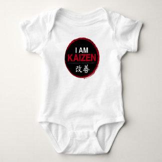 I Am Kaizen Baby Bodysuit