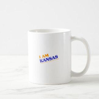 I am Kansas shirts Mug