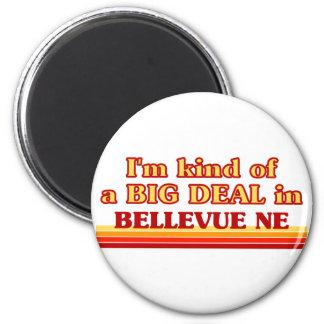 I am kind of a BIG DEAL in Bellevue Refrigerator Magnets