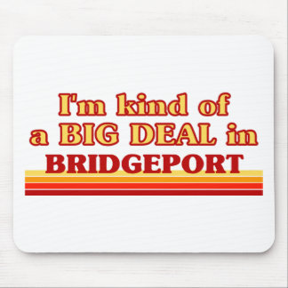 I am kind of a BIG DEAL in Bridgeport Mouse Pads