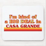 I am kind of a BIG DEAL in Casa Grande Mousepads