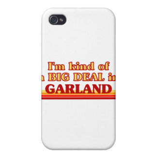 I am kind of a BIG DEAL in Gary iPhone 4/4S Cases