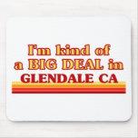 I am kind of a BIG DEAL in Glendale Mousepad