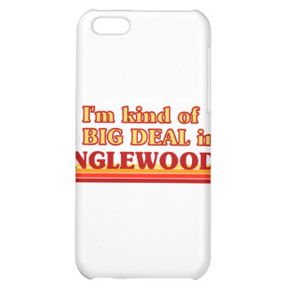 I am kind of a BIG DEAL in Inglewood iPhone 5C Cases