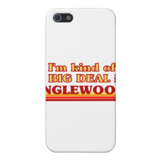 I am kind of a BIG DEAL in Inglewood iPhone 5 Case