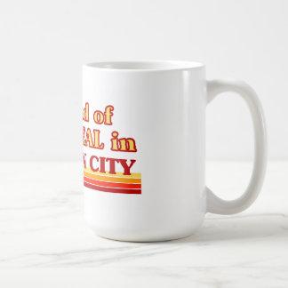 I am kind of a BIG DEAL in Johnson City Classic White Coffee Mug