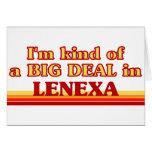 I am kind of a BIG Deal in Lenexa Card