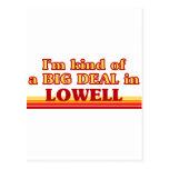 I am kind of a BIG DEAL in Loveland Postcard