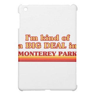 I am kind of a BIG DEAL in Monterey Park iPad Mini Case