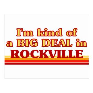 I am kind of a BIG DEAL in Rockville Postcard