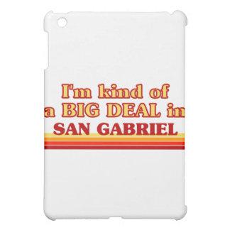 I am kind of a BIG DEAL in San Gabriel Case For The iPad Mini