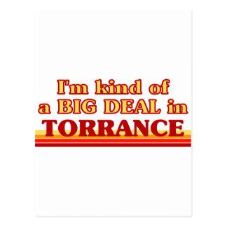 I am kind of a BIG DEAL in Torrance Postcard