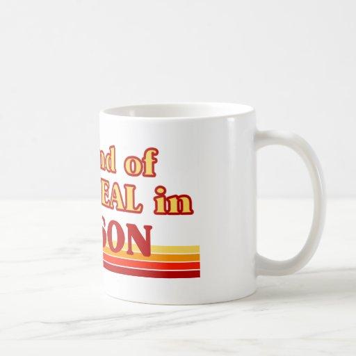 I am kind of a BIG DEAL in Tucson Classic White Coffee Mug