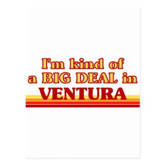 I am kind of a BIG DEAL in Ventura Postcard