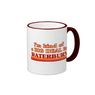I am kind of a BIG DEAL in Waterbury Coffee Mug