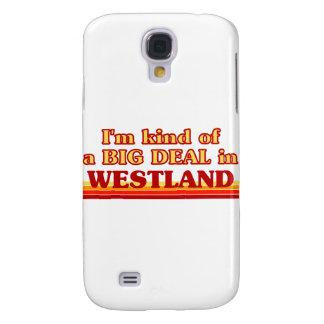 I am kind of a BIG DEAL in Westland Samsung Galaxy S4 Cases