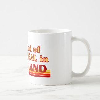 I am kind of a BIG DEAL in Westland Coffee Mug