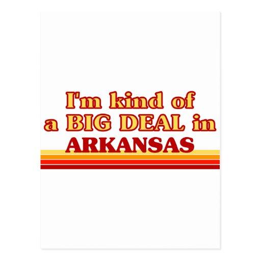 I am kind of a BIG DEAL on Arkansas Postcards