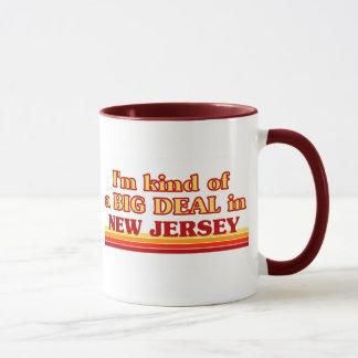 I am kind of a BIG DEAL on New Jersey Mug