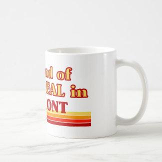 I am kind of a BIG DEAL on Vermont Coffee Mug