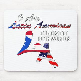 I Am Latin American Mouse Pad