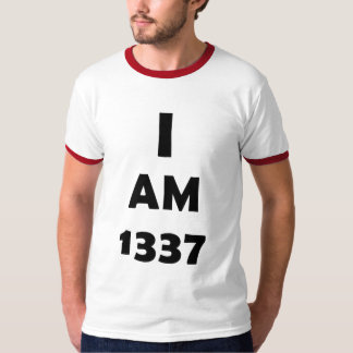 I Am Leet T-Shirt