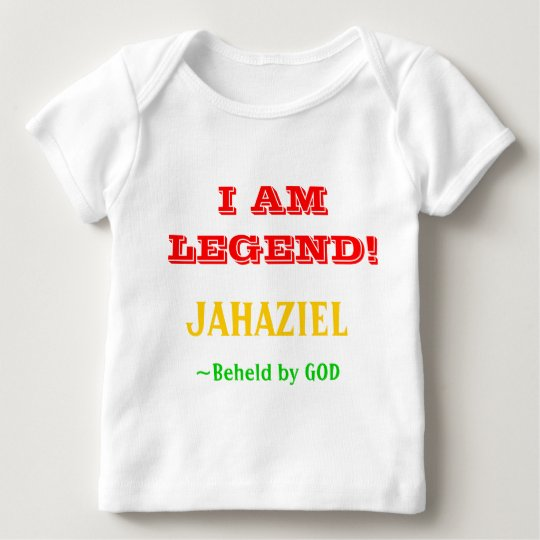 I AM LEGEND (NAME ORIGIN TSHIRT) BABY T-Shirt