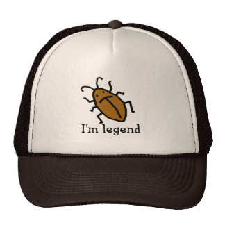 I am Legend! Trucker Hat