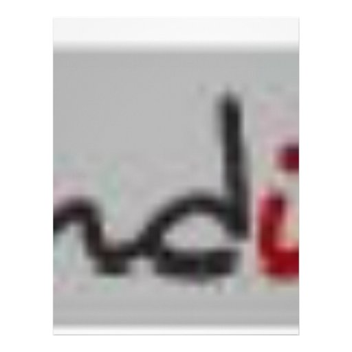 i am letterhead