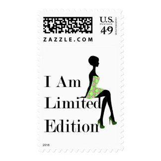 I Am Limited Edition Quote Stamp