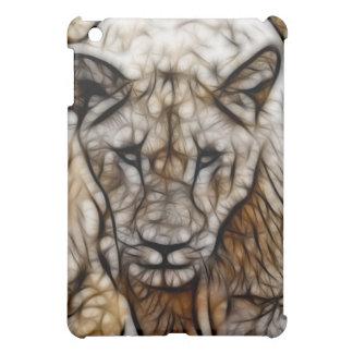 I am lion iPad mini case