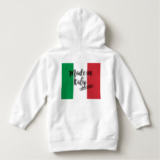 I am made in Italy Hoodie