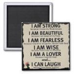 I am..... magnets