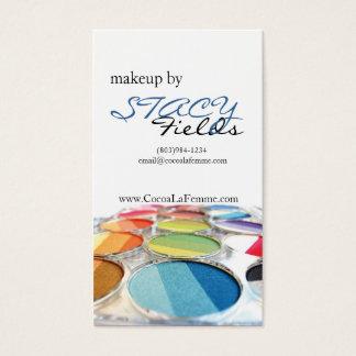 I am Makeup The Sequal Business Card