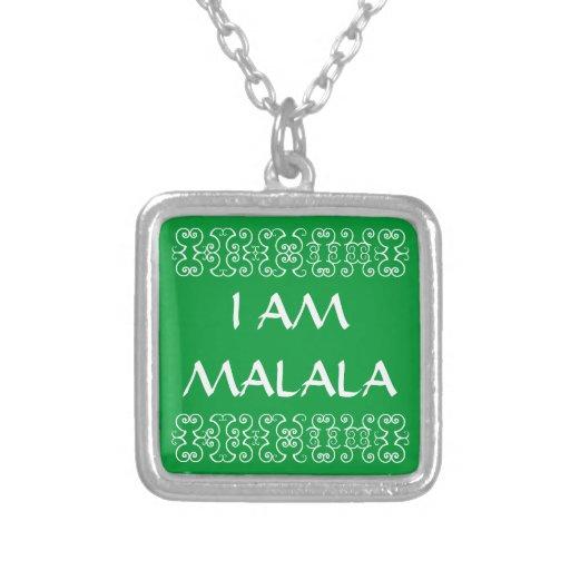 I AM MALALA 4 PENDANTS
