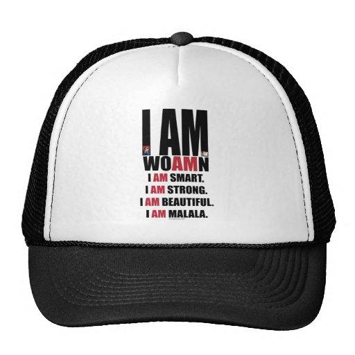 I AM MALALA MESH HAT