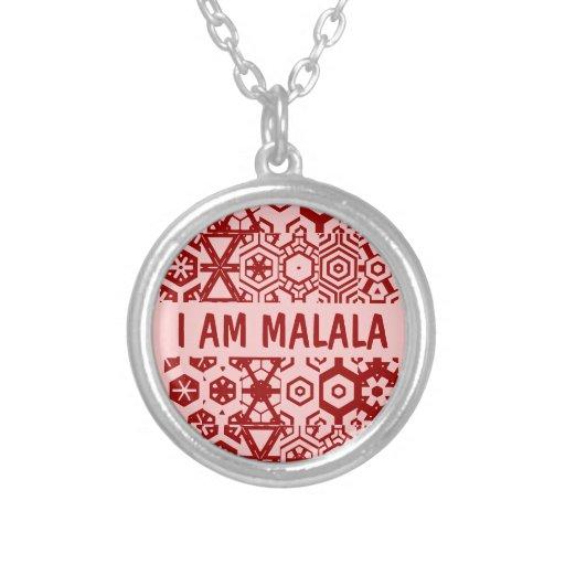 I AM MALALA NECKLACE