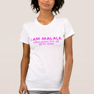 i am malala shirts