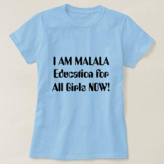 I Am Malala Tshirts
