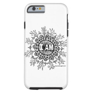 I AM Mandala iPhone 6/6s Case