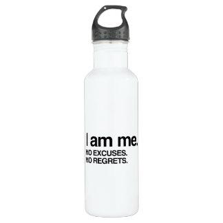I AM ME 24OZ WATER BOTTLE
