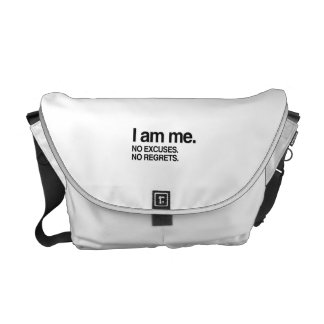 I AM ME COURIER BAGS