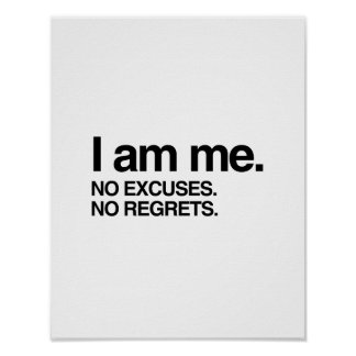 I AM ME POSTERS